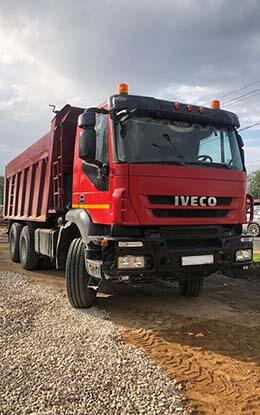 IVECO Trakker
